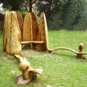 Story Telling Seat - Woodbridge